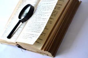 Scriptie na laten kijken op spelling