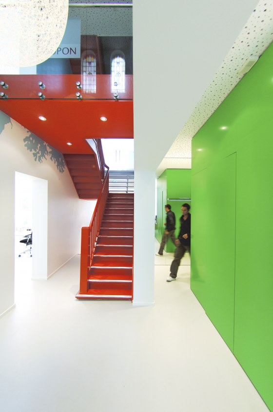 interieur architectenbureaus Utrecht